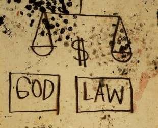 Бог, закон — Жан-Мишель Баския