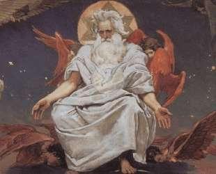 God of hosts — Виктор Васнецов