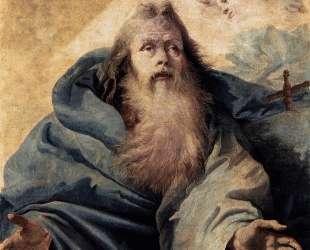 God the Father — Джованни Доменико Тьеполо