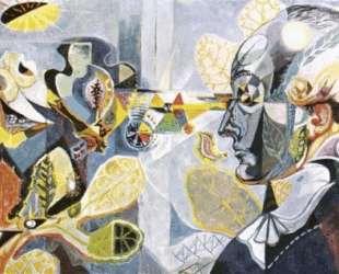 Goethe or the metamorphosis of plants — Андре Массон