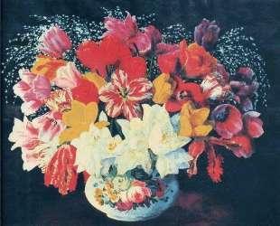 Большой букет тюльпанов — Моис Кислинг