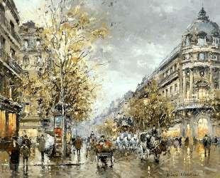 Grands Boulevards — Антуан Бланшар