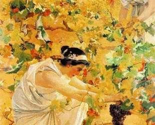 Grape Harvest — Хоакин Соролья