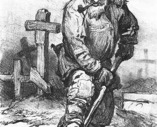 Grave digger — Виктор Васнецов