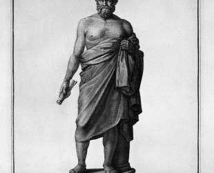 Greek philosopher — Джованни Баттиста Пиранези