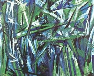 Green forest — Наталья Гончарова