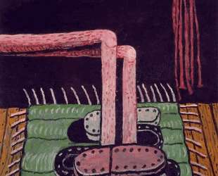 Green Rug — Филипп Густон