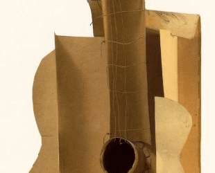 Guitar — Пабло Пикассо