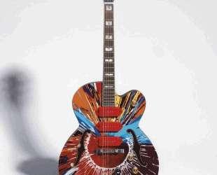 Фото гитары — Дэмьен Хёрст