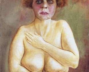 Half-Nude — Отто Дикс
