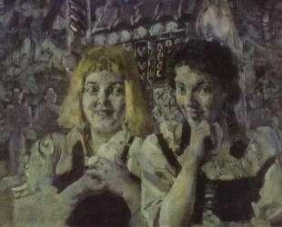 Hansel and Gretel — Михаил Врубель