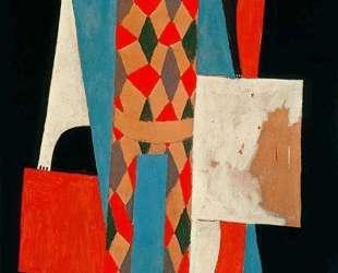 Harlequin — Пабло Пикассо
