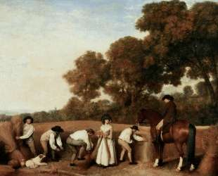 Harvest — Джордж Стаббс