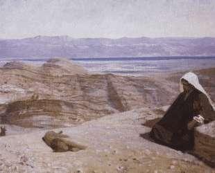 Был в пустыне — Василий Поленов