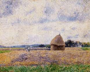 Haystack Eragny — Камиль Писсарро