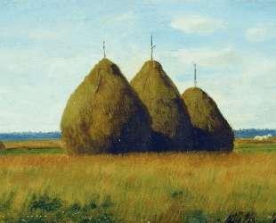 Haystacks — Лев Лагорио