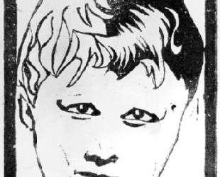 Head of a Child — Мауриц Корнелис Эшер