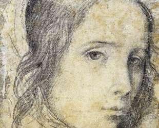 Head of a Girl — Диего Веласкес