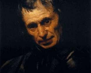 Head of a Man — Аннибале Карраччи