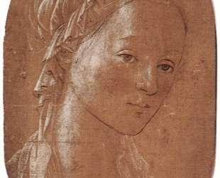 Head of a Woman — Филиппо Липпи