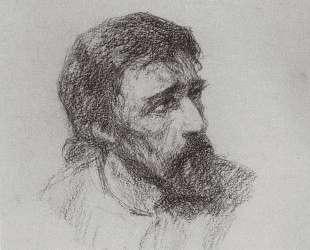 Head of Christ — Леонардо да Винчи