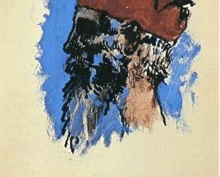Head of hurdy-gurdy — Пабло Пикассо