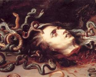 Head of Medusa — Франс Снейдерс
