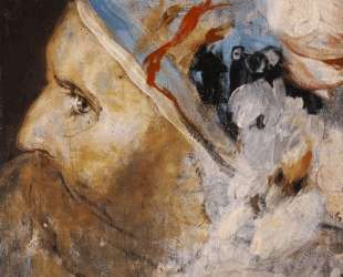 Head of old man — Николаос Гизис