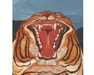 Head of Tiger — Антонио Лигабуэ