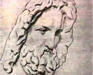 Head of Zeus — Николай Рерих
