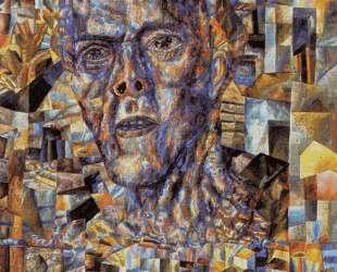 Голова — Амедео Модильяни