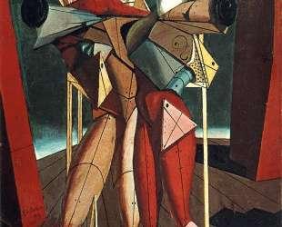 Гектор и Андромаха — Джорджо де Кирико