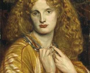 Helen of Troy — Данте Габриэль Россетти