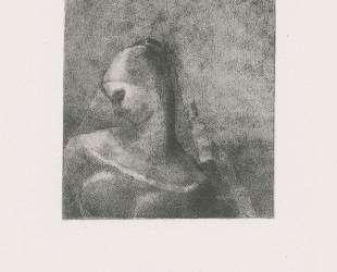 Helena (Ennoia) (plate 10) — Одилон Редон