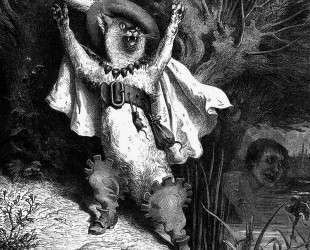 Кот в сапогах — Гюстав Доре