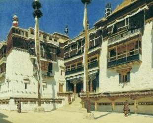 Hemis Monastery in Ladakh — Василий Верещагин