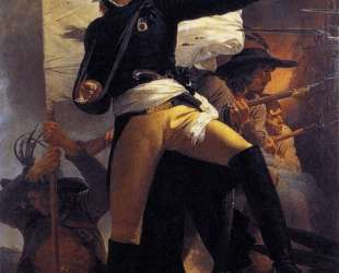 Henri de La Rochejaquelein , leader of the revolt in the Vendee — Пьер-Нарцисс Герен