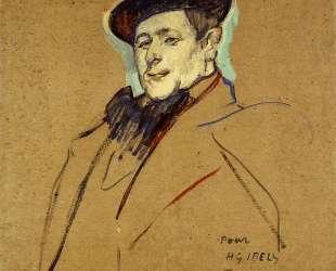 Henri Gabriel Ibels — Анри де Тулуз-Лотрек