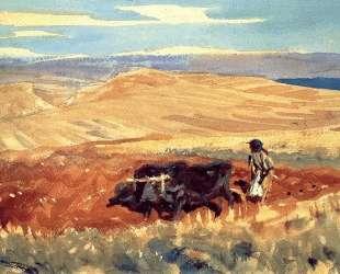 Hills of Galilee — Джон Сингер Сарджент