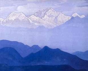 Гималаи — Николай Рерих