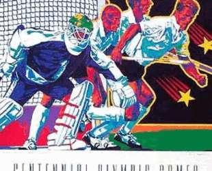Hockey — Хиро Ямагата