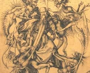 Holy Antonius — Мартин Шонгауэр
