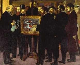 Homage to Cezanne — Морис Дени