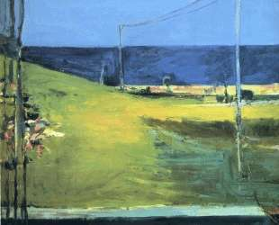 Horizon Ocean View — Ричард Дибенкорн