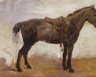 Конь Мишка — Василий Поленов