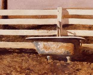Horse Tub — Джейми Уайет