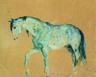 Лошадь — Илья Репин