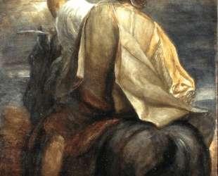 Horsemen apocalypse rider — Джордж Фредерик Уоттс