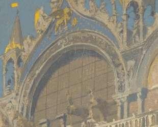 Horses of St. Mark's, Venice — Уолтер Сикерт