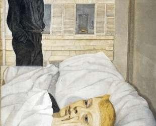 Комната в гостинице — Люсьен Фрейд